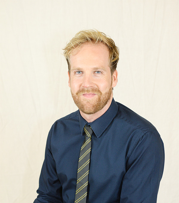 Mr Thomas - Year 4 Teacher