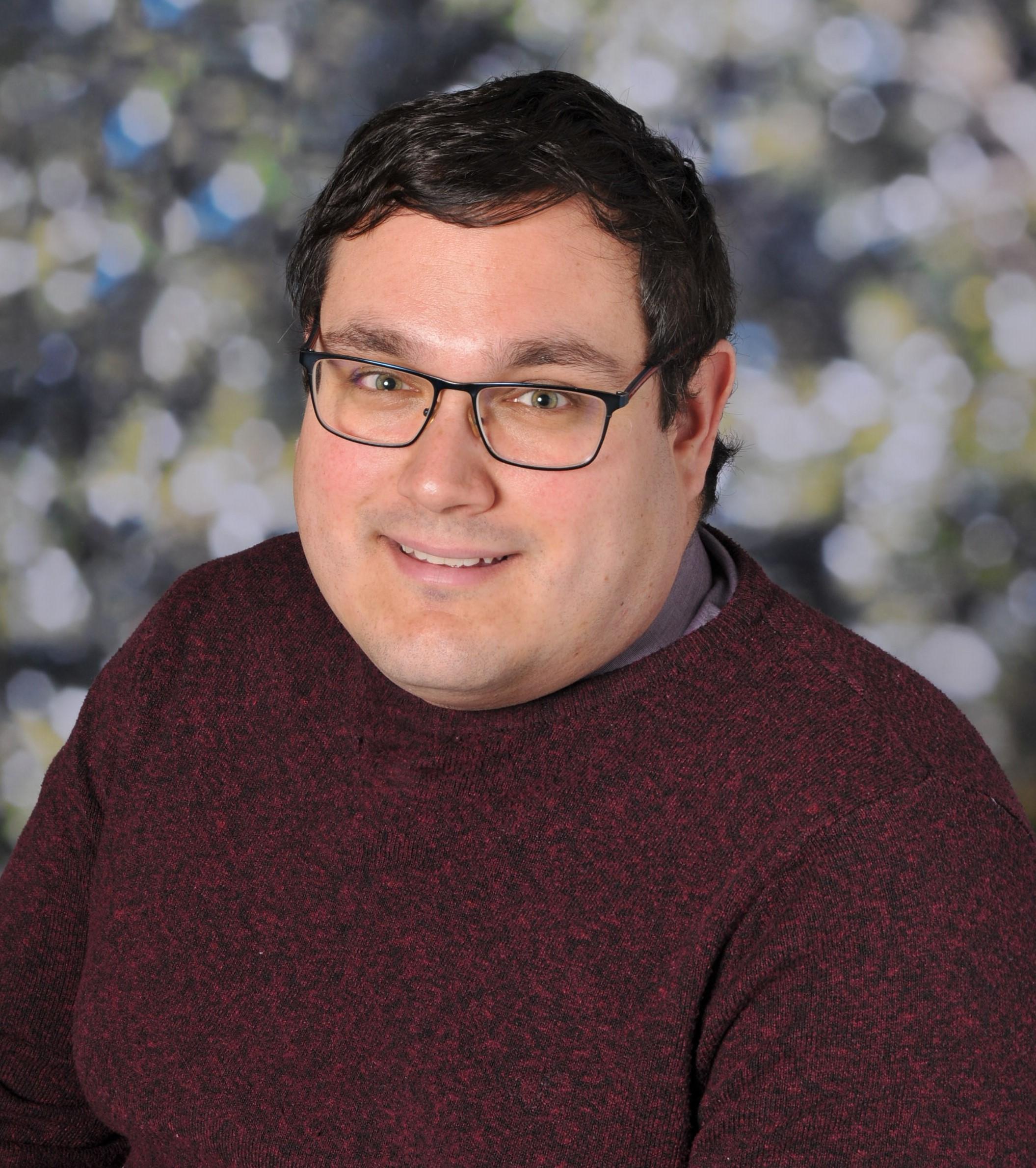Mr Joy - Year 3 Teacher
